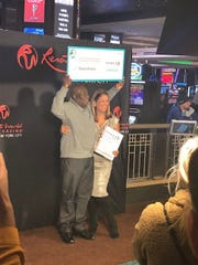 David Johnson — 56, ofBrooklyn — has claimed a$298.3 million Powerball jackpot, theNew York State Gaming Commission announced Friday.