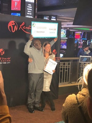 David Johnson — 56, of Brooklyn — has claimed a $298.3 million Powerball jackpot, the New York State Gaming Commission announced Friday.