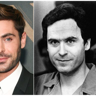 Zac Efron plays notorious serial killer Ted Bundy