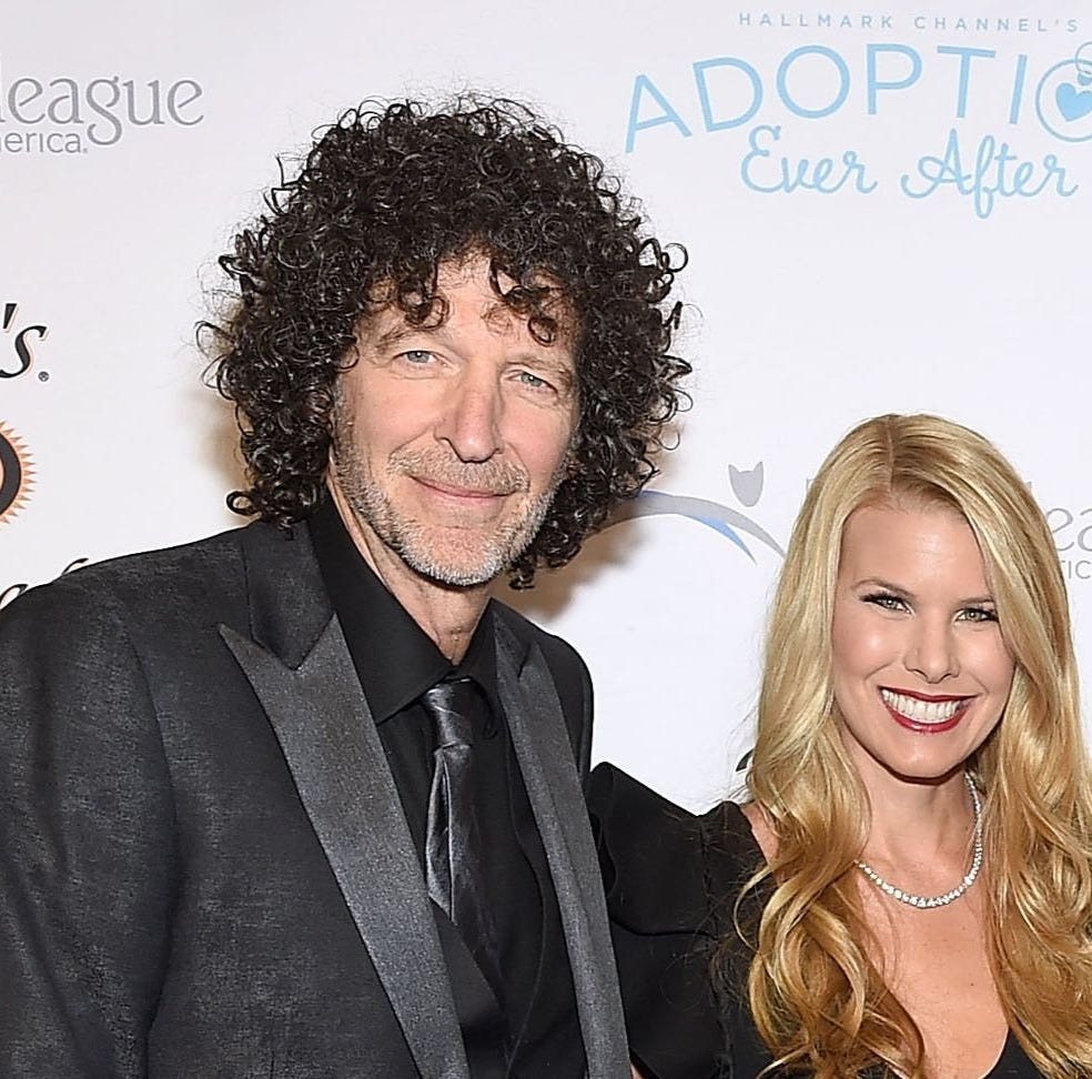 Howard and Beth Stern are not having marital problems, Beth told Ellen DeGeneres.