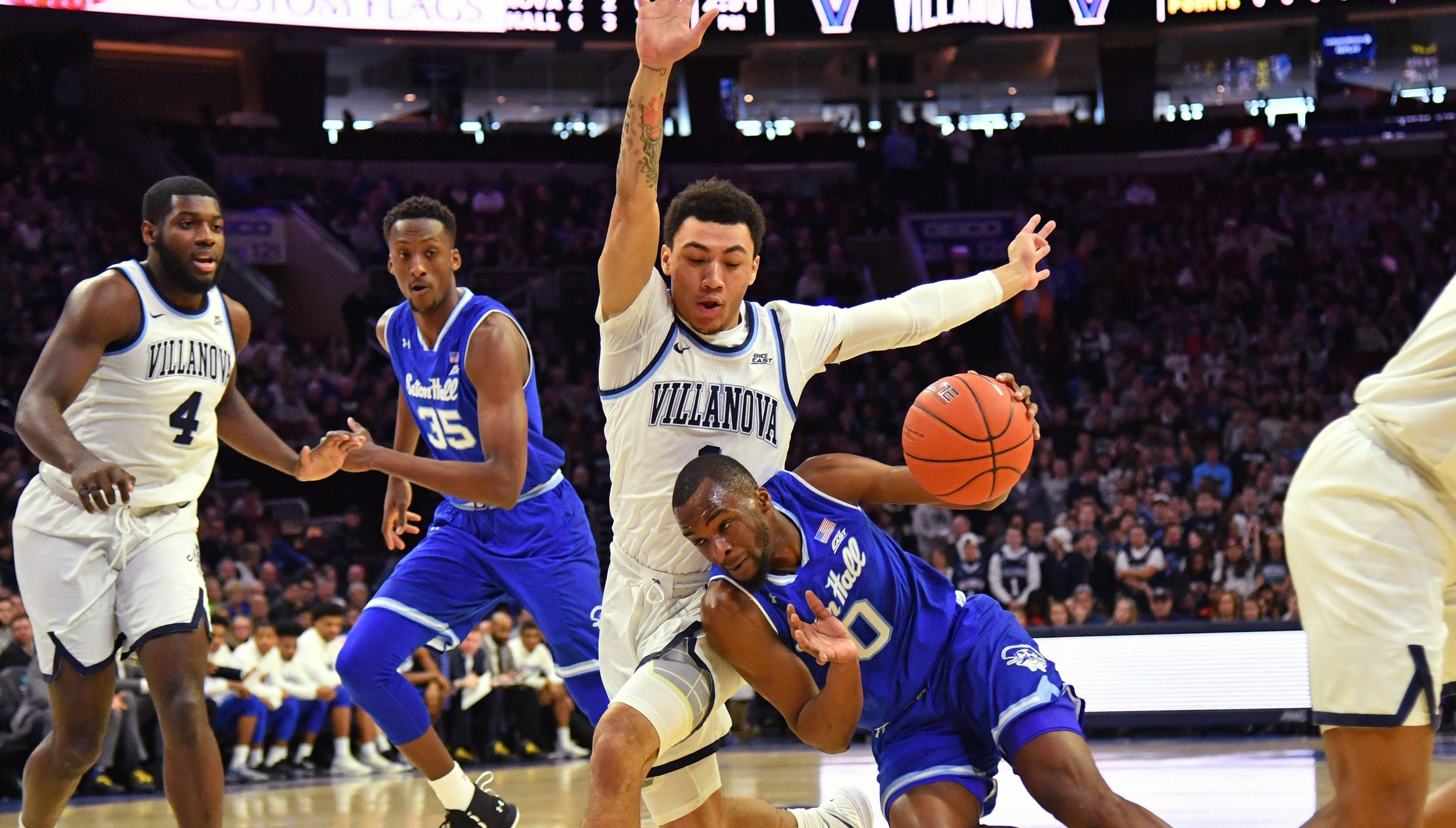 59ce244d7ba Seton Hall basketball crushed at Villanova as skid reaches 26 years and  counting