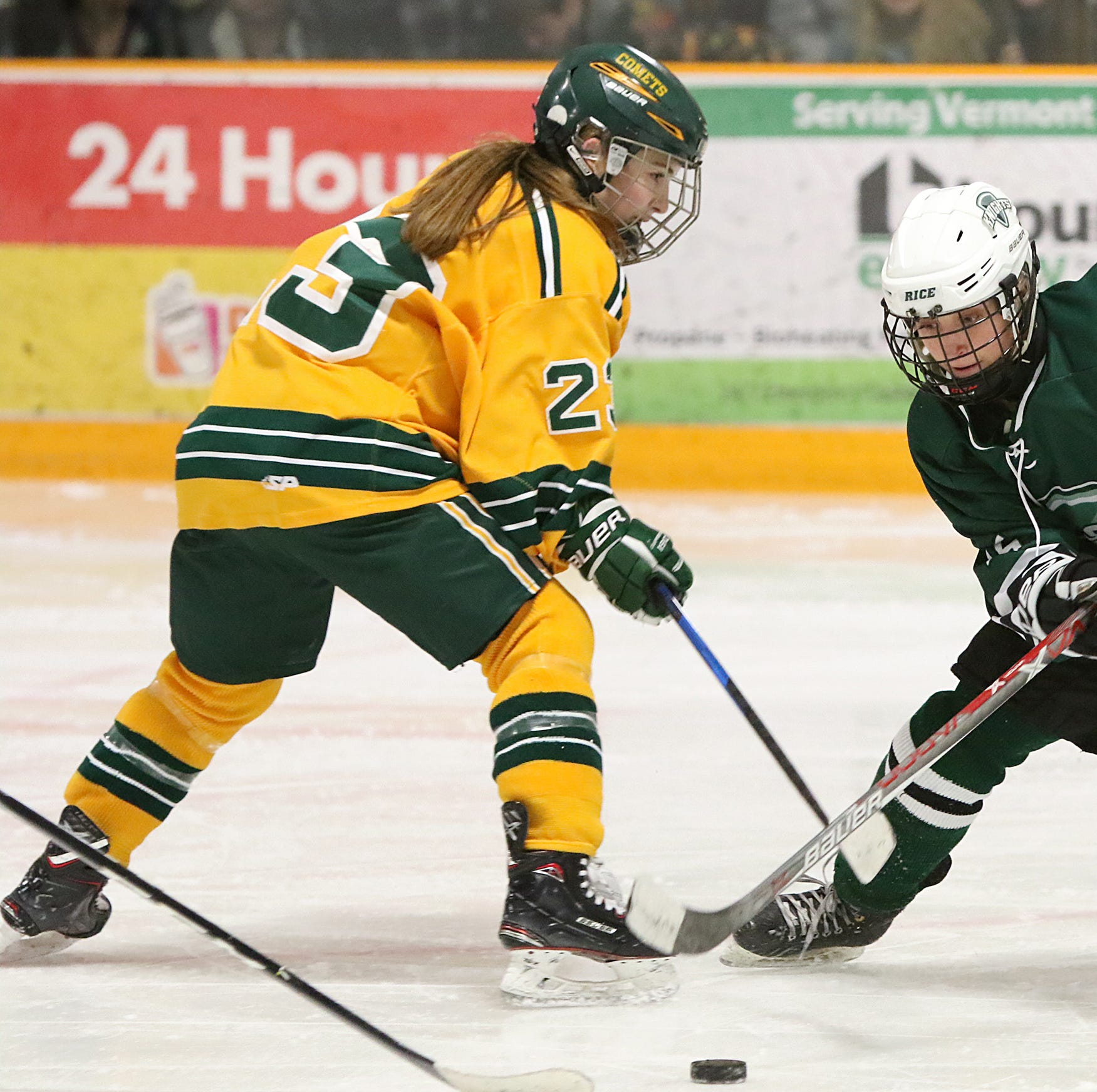 18th annual Free Press All-State Girls Hockey Team