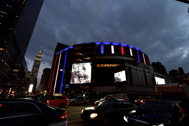 Tuesday night the Flyers make their second appearance this season at Madison Square Garden.