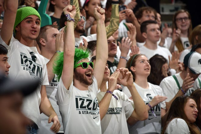 The Izzone is expected to give College GameDay a hearty welcome Saturday.