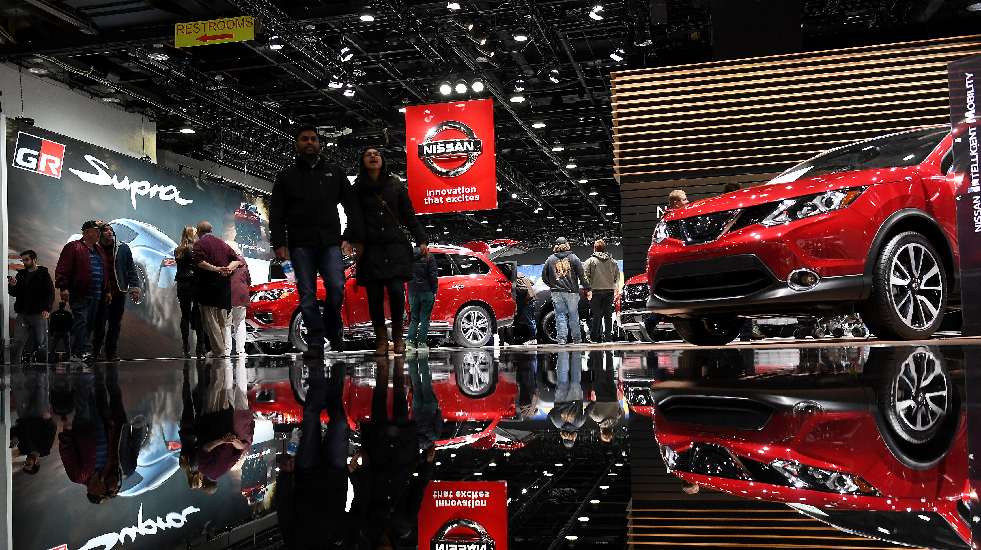 State Warns Of Rubella Exposure At Detroit Auto Show