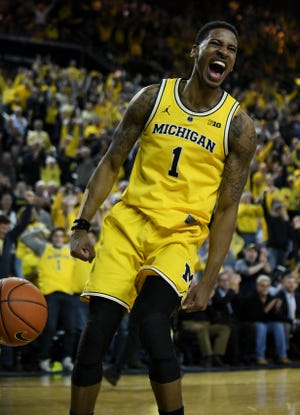 Charles Matthews is projected to be a late second-round draft pick by Sports Illustrated.