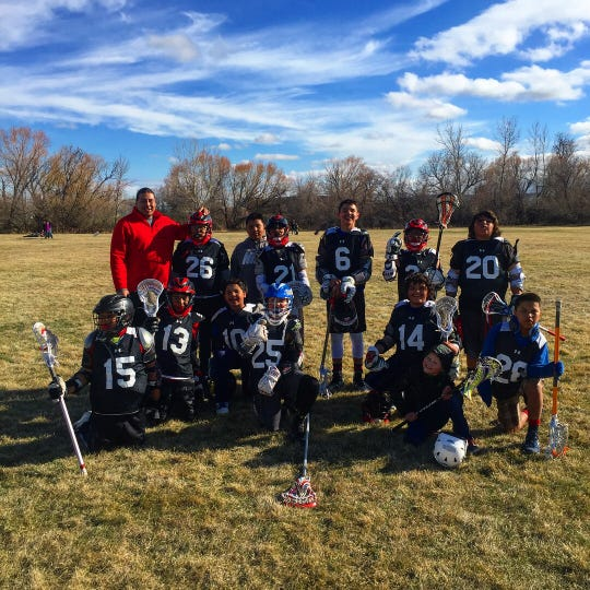 Koby's Cause's Oglala Wild team is the tribe's first lacrosse team in over 20 years.