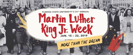 FSU honored the life and legacy of Martin Luther King Jr. during its 31st Annual MLK Week.