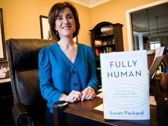 "Susan Packard, co-founder and former chief executive officer of HGTV, is the author of the book ""Fully Human,"" which is set to be released Feb. 12."