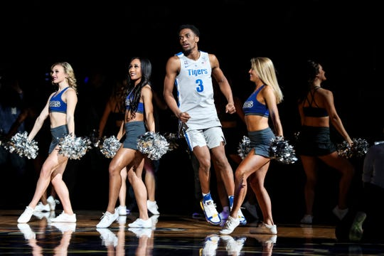 Memphis' Jeremiah Martin has combined for 79 points, 14 assists and nine steals in his past three games.