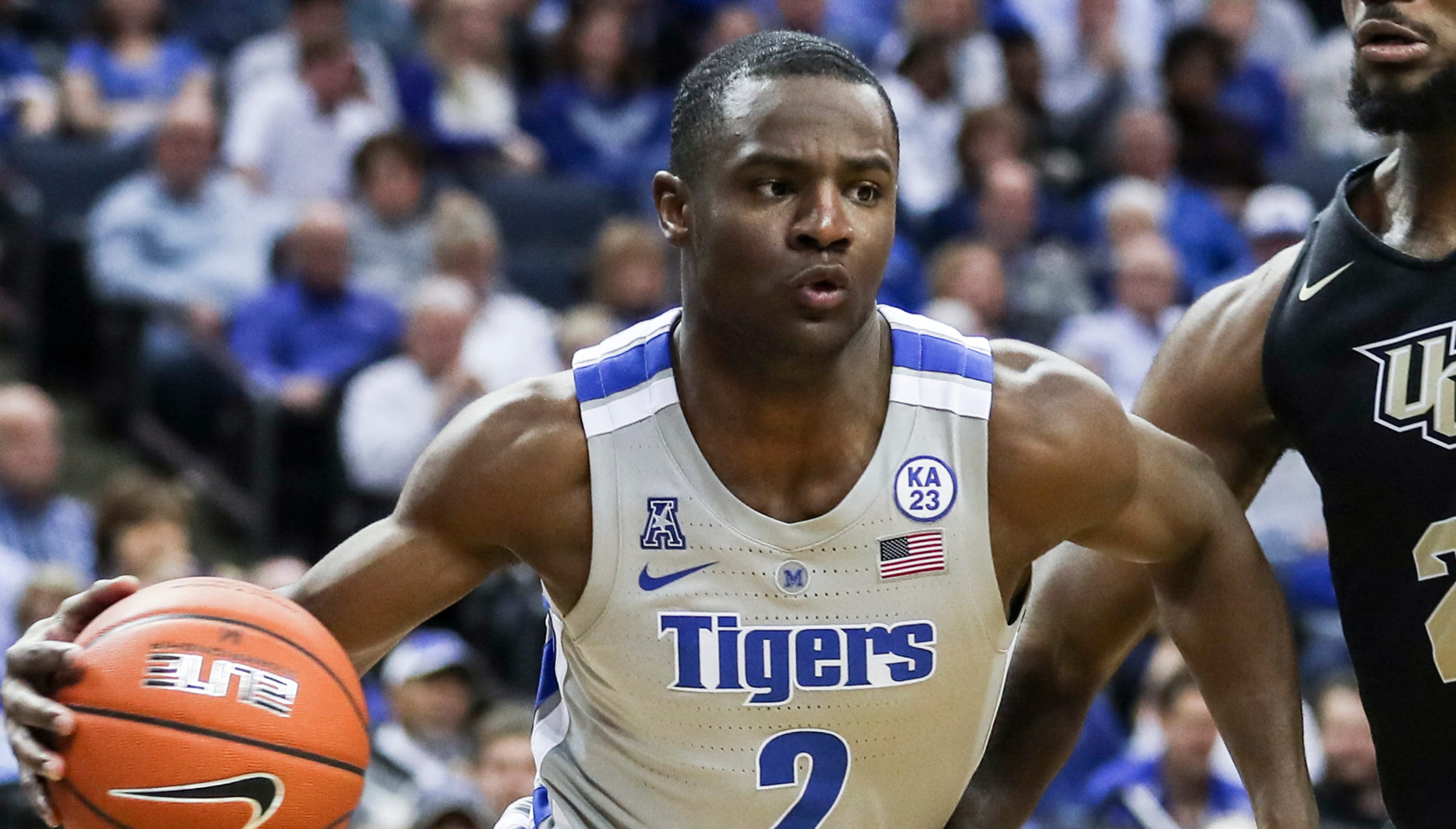 on sale e7bb8 e6cba Memphis basketball: What the Tigers' 2019-20 roster looks like
