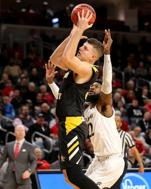 Drew McDonald, a Horizon League player of the year candidate, led the Northern Kentucky with 30 points.