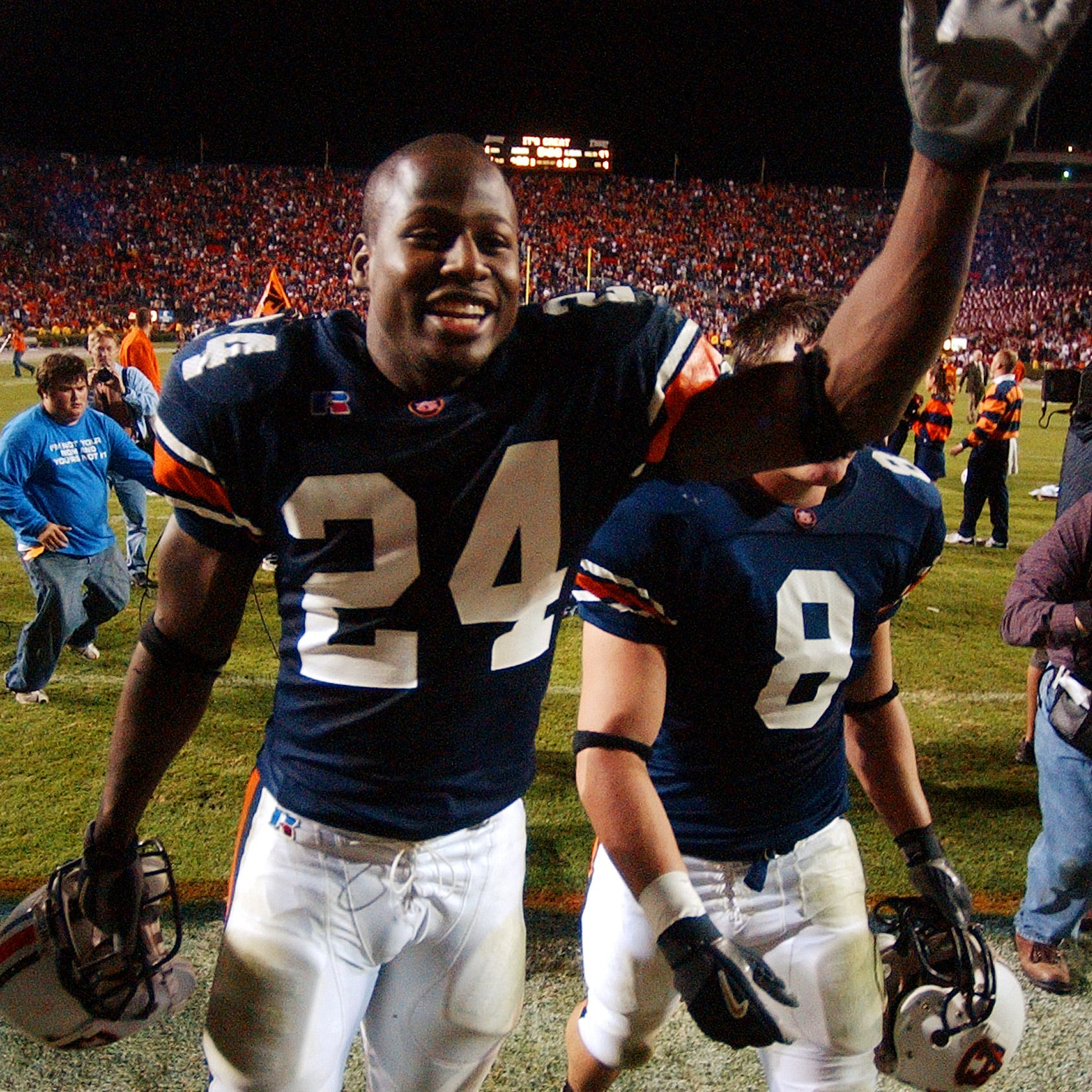First-time Auburn assistant Cadillac Williams a 'rising star' as coach and recruiter