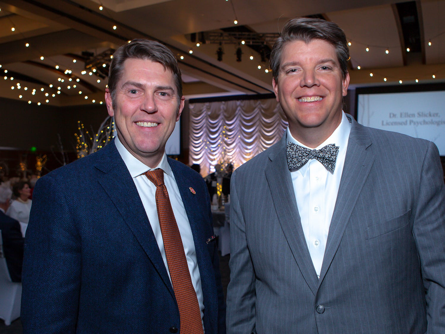 State Rep. Shane Reeves the Hon. Barry Tidwell at the 2019 Excellence in Education Gala, hosted by the City Schools Foundation on Friday, Jan. 25, 2019 at Stones River Country Club in Murfreesboro.