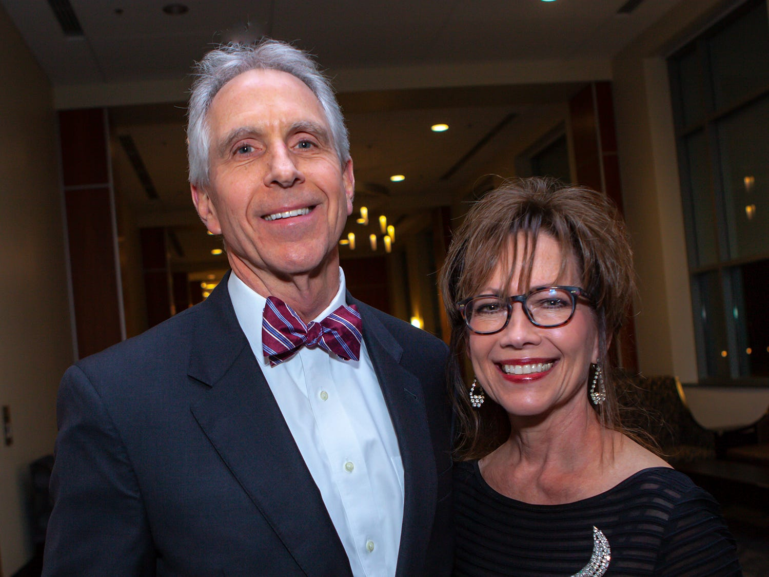 Ben and Margie Weatherford at the 2019 Excellence in Education Gala, hosted by the City Schools Foundation on Friday, Jan. 25, 2019 at Stones River Country Club in Murfreesboro