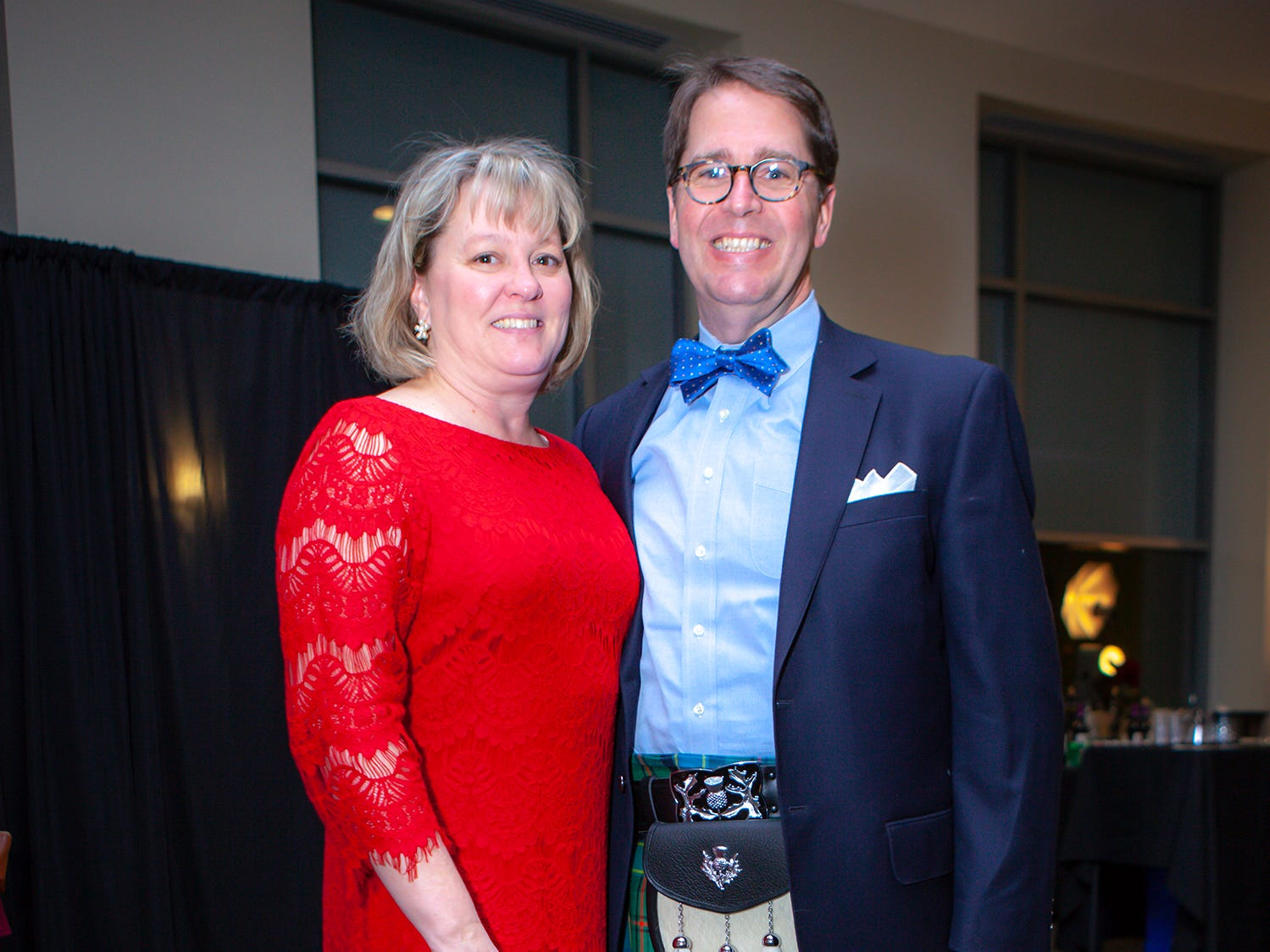 The Rev. John and Leila Hinkle at the 2019 Excellence in Education Gala, hosted by the City Schools Foundation on Friday, Jan. 25, 2019 at Stones River Country Club in Murfreesboro.