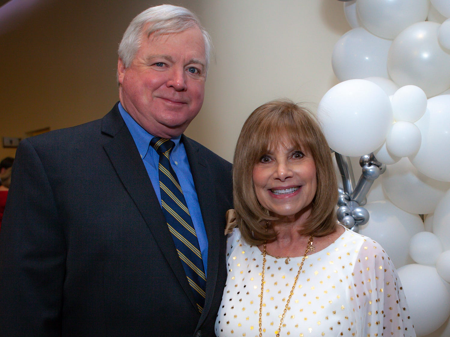 David and Candyce Corcoran at the 2019 Excellence in Education Gala, hosted by the City Schools Foundation on Friday, Jan. 25, 2019 at Stones River Country Club in Murfreesboro