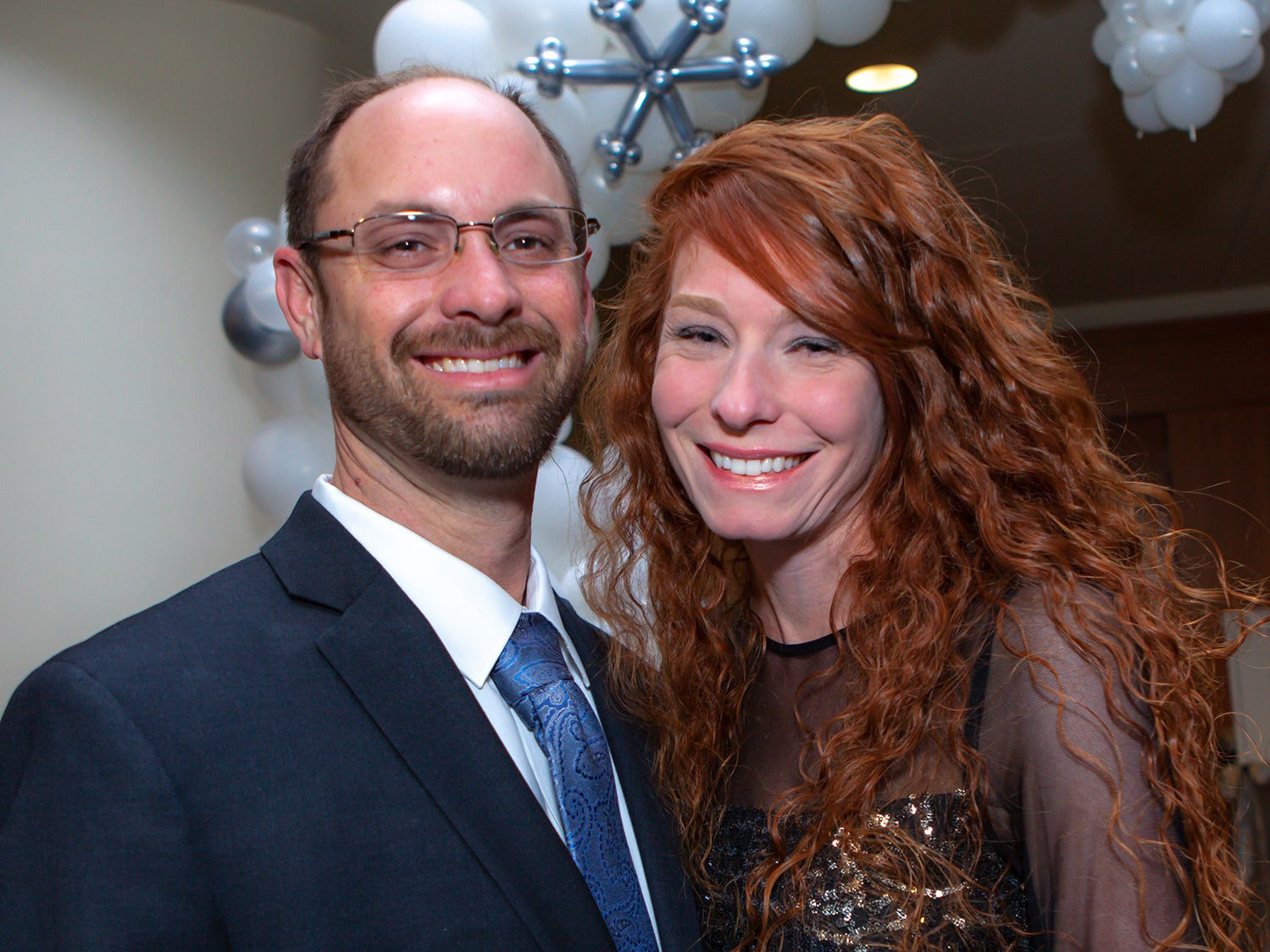 Andrew and Rebecca Young at the 2019 Excellence in Education Gala, hosted by the City Schools Foundation on Friday, Jan. 25, 2019 at Stones River Country Club in Murfreesboro.