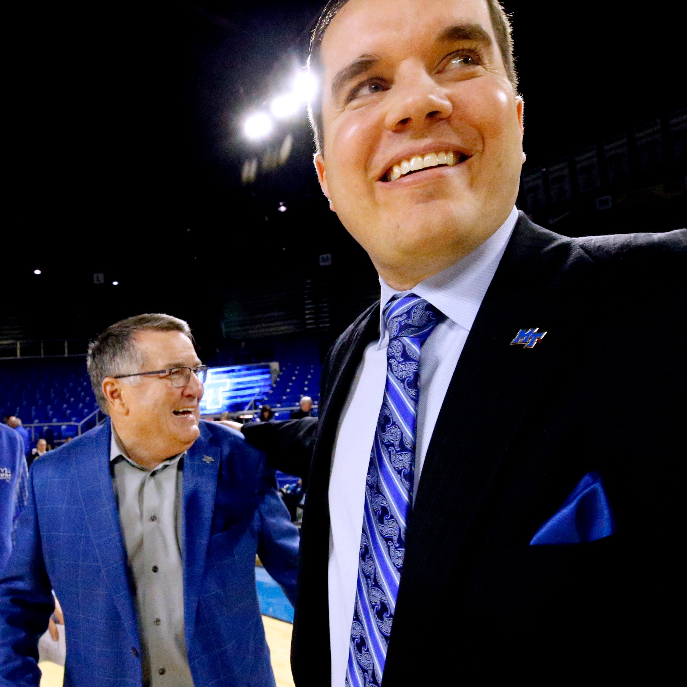 Why MTSU assistant Matt Insell sees 'The next Gonzaga' in the Lady Raiders