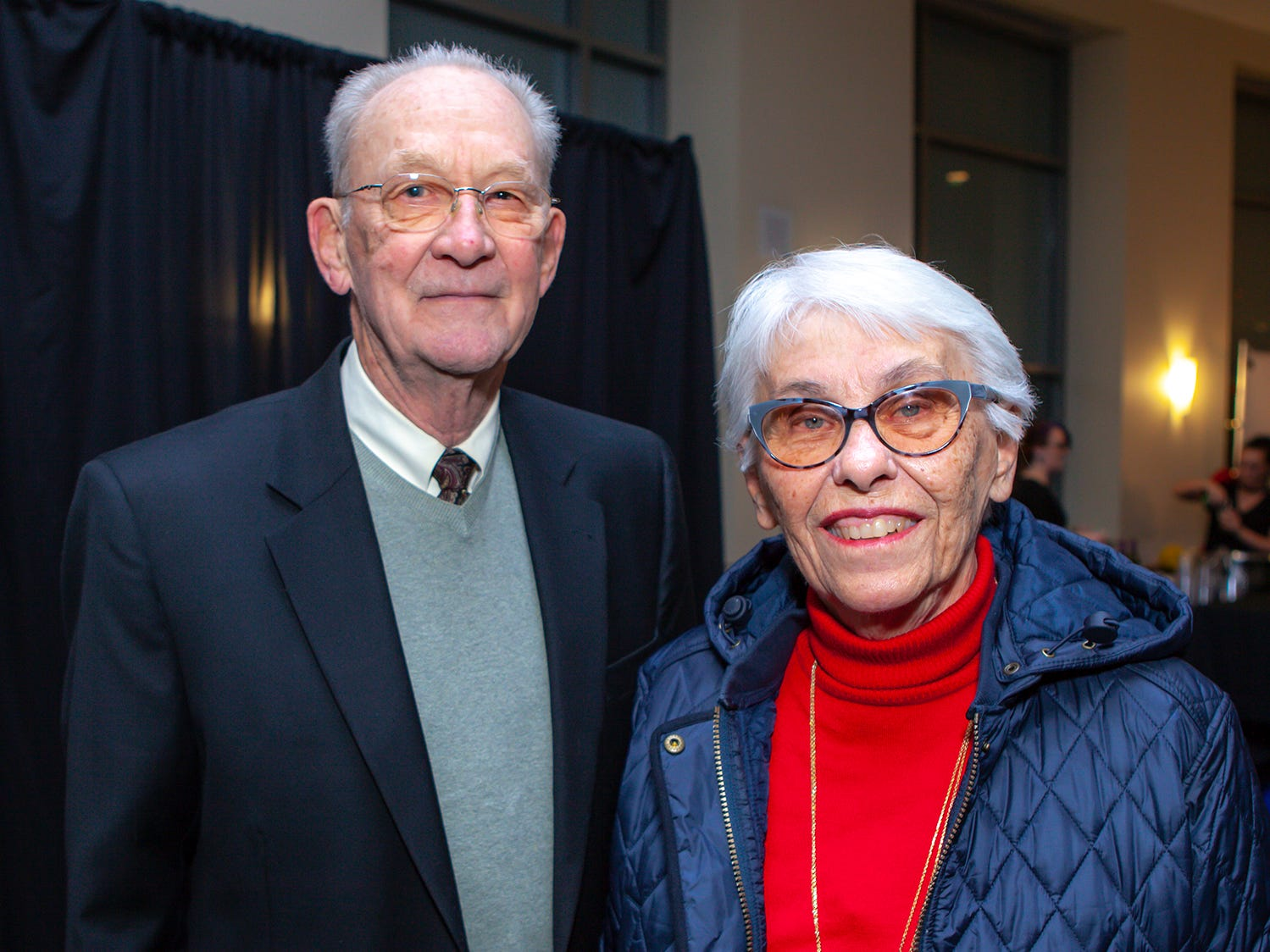 Charles and Nancy Pigg at the 2019 Excellence in Education Gala, hosted by the City Schools Foundation on Friday, Jan. 25, 2019 at Stones River Country Club in Murfreesboro