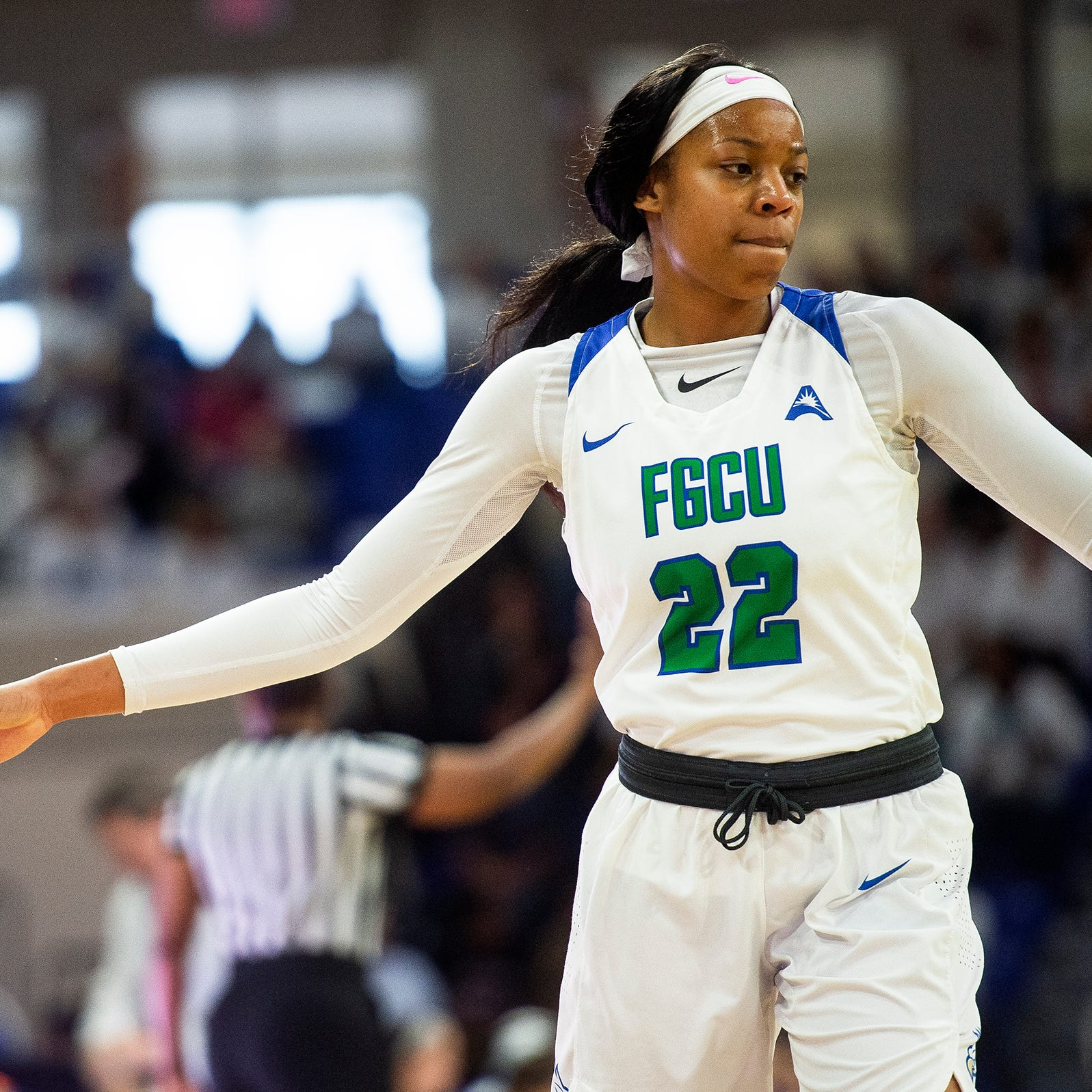 College basketball: FGCU women overcome Keri Jewett-Giles, Destiny Washington suspensions