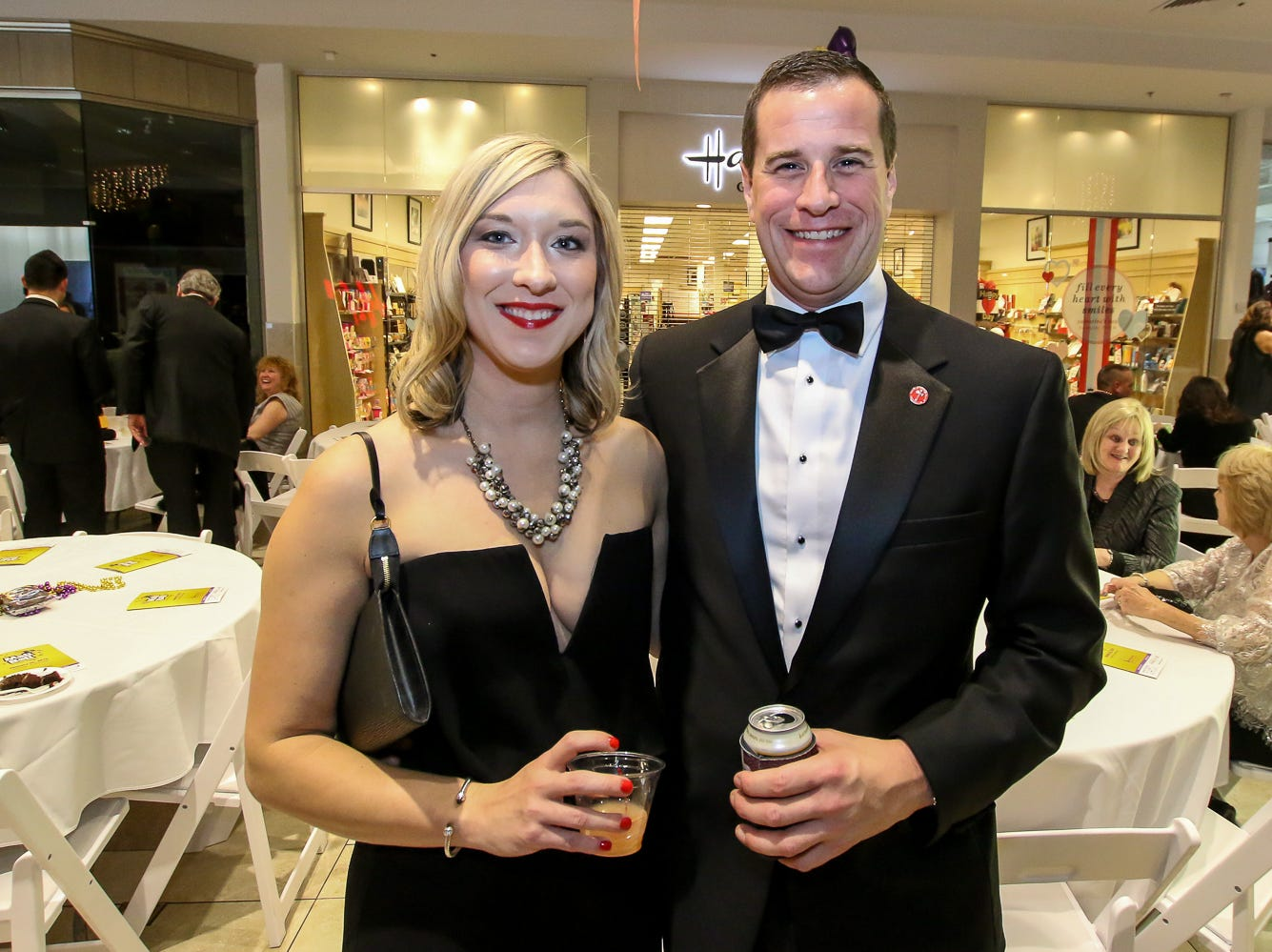 Cordova Mall hosted the 24th annual Cordova Mall Ball on Saturday, January 26, 2019. The event raises money for The Studer Family Children's Hospital at Sacred Heart.