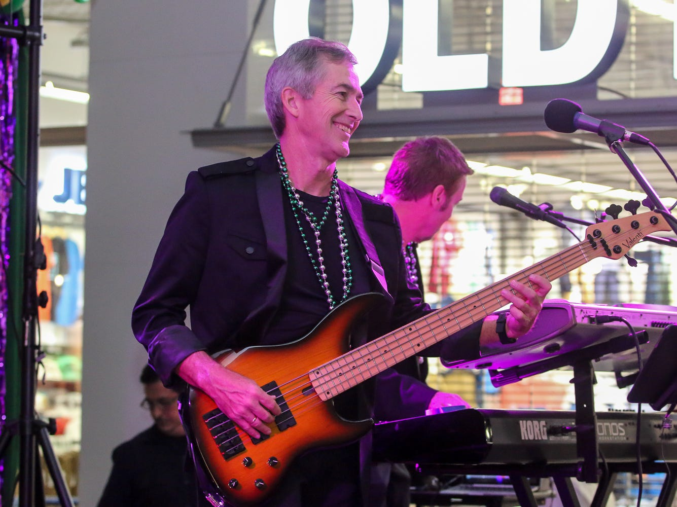 Journey 2 Mars performs during the 24th annual Cordova Mall Ball on Saturday, January 26, 2019. The event raises money for The Studer Family Children's Hospital at Sacred Heart.
