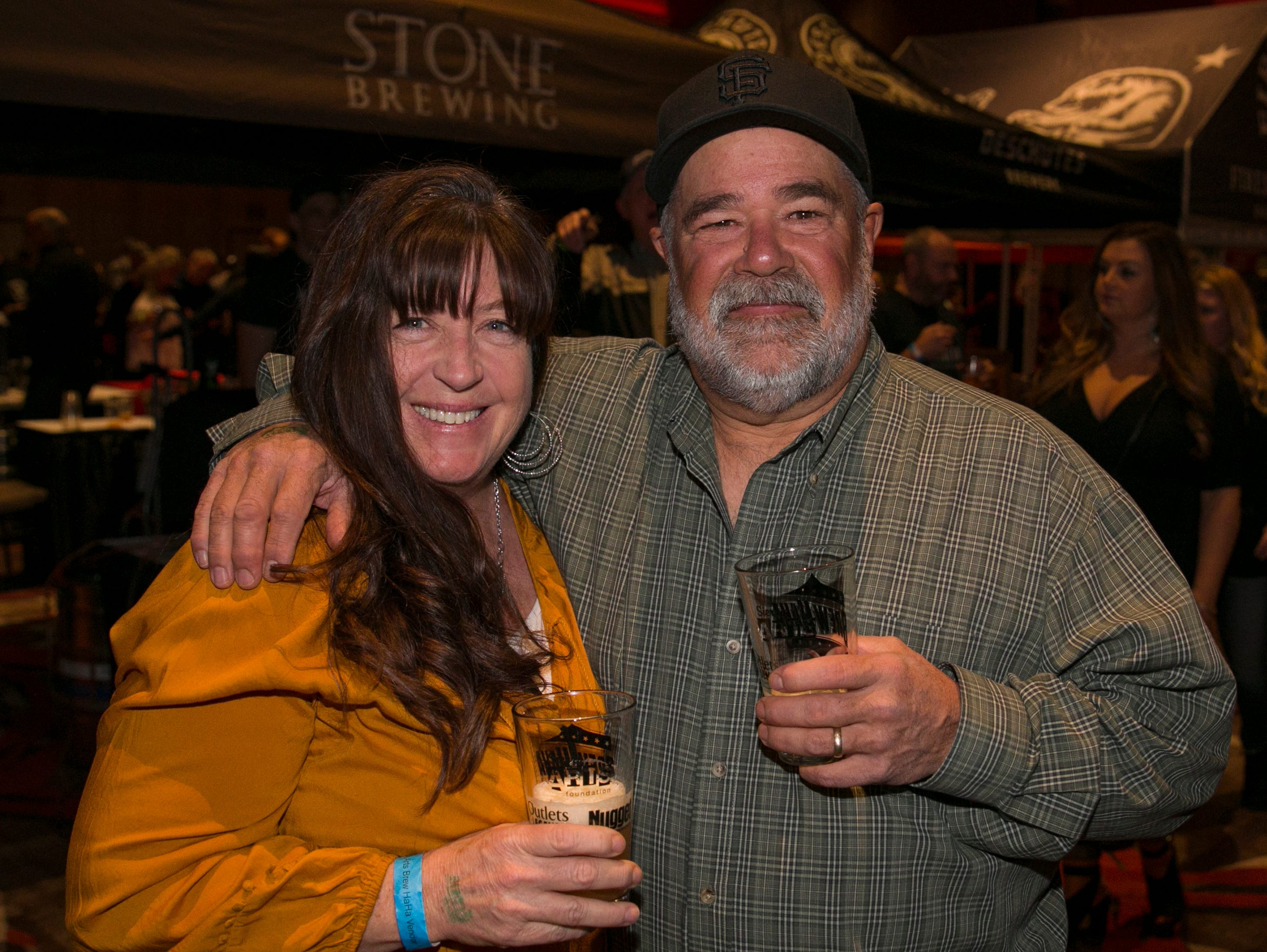 Photos from the Brew Ha Ha on Jan. 26