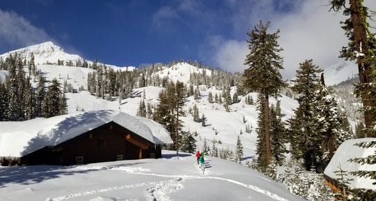 The end of the government shutdown means Lassen Volcanic National Park is resuming full winter operations.
