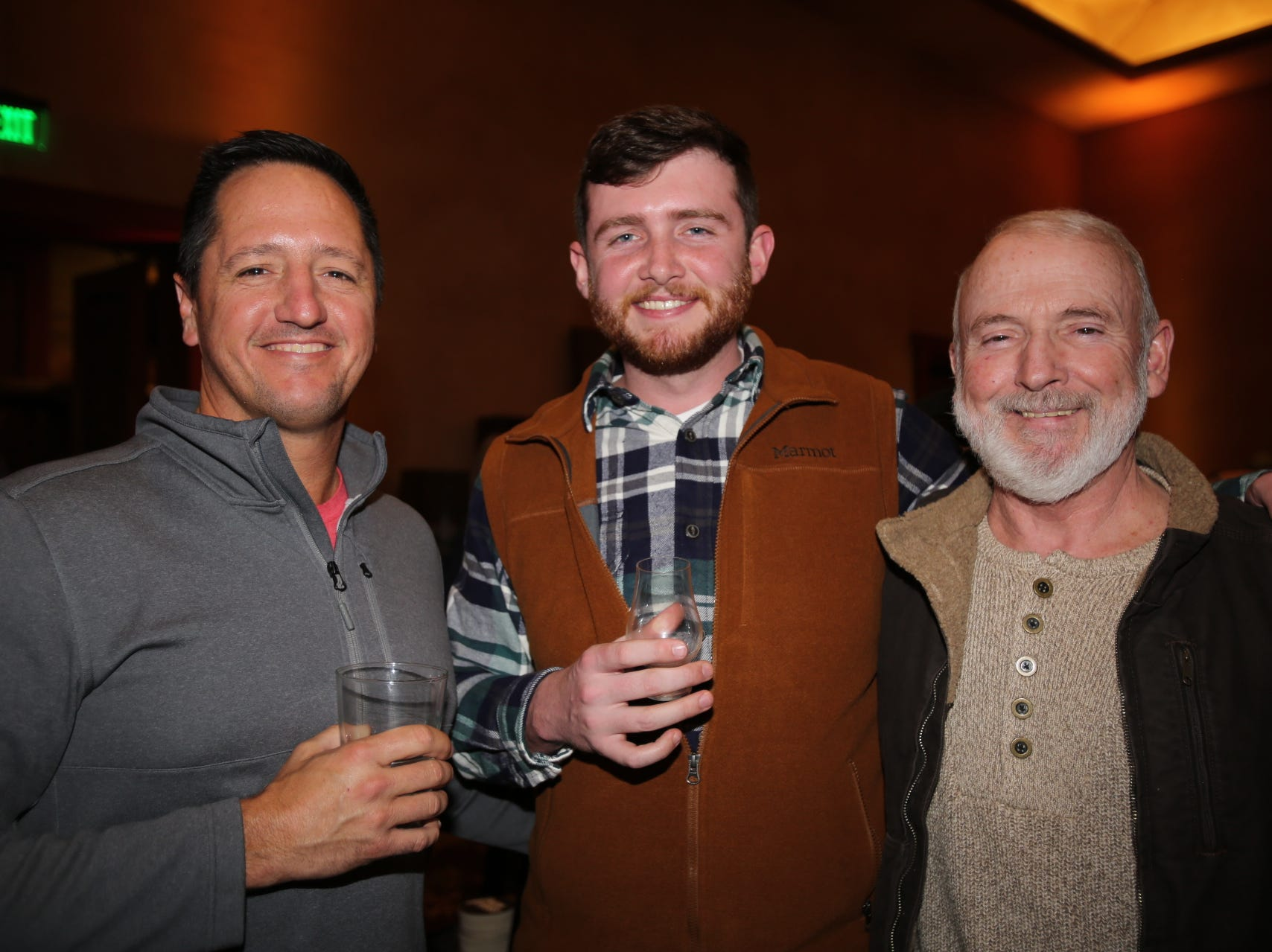 Daniel Scott, Hunter and Dan Earnest