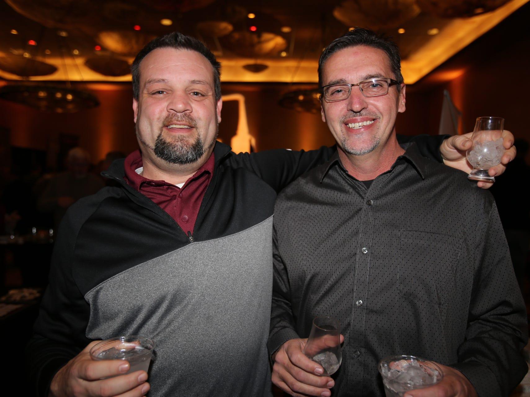 Bart Sandoval III and Brian Goodwin
