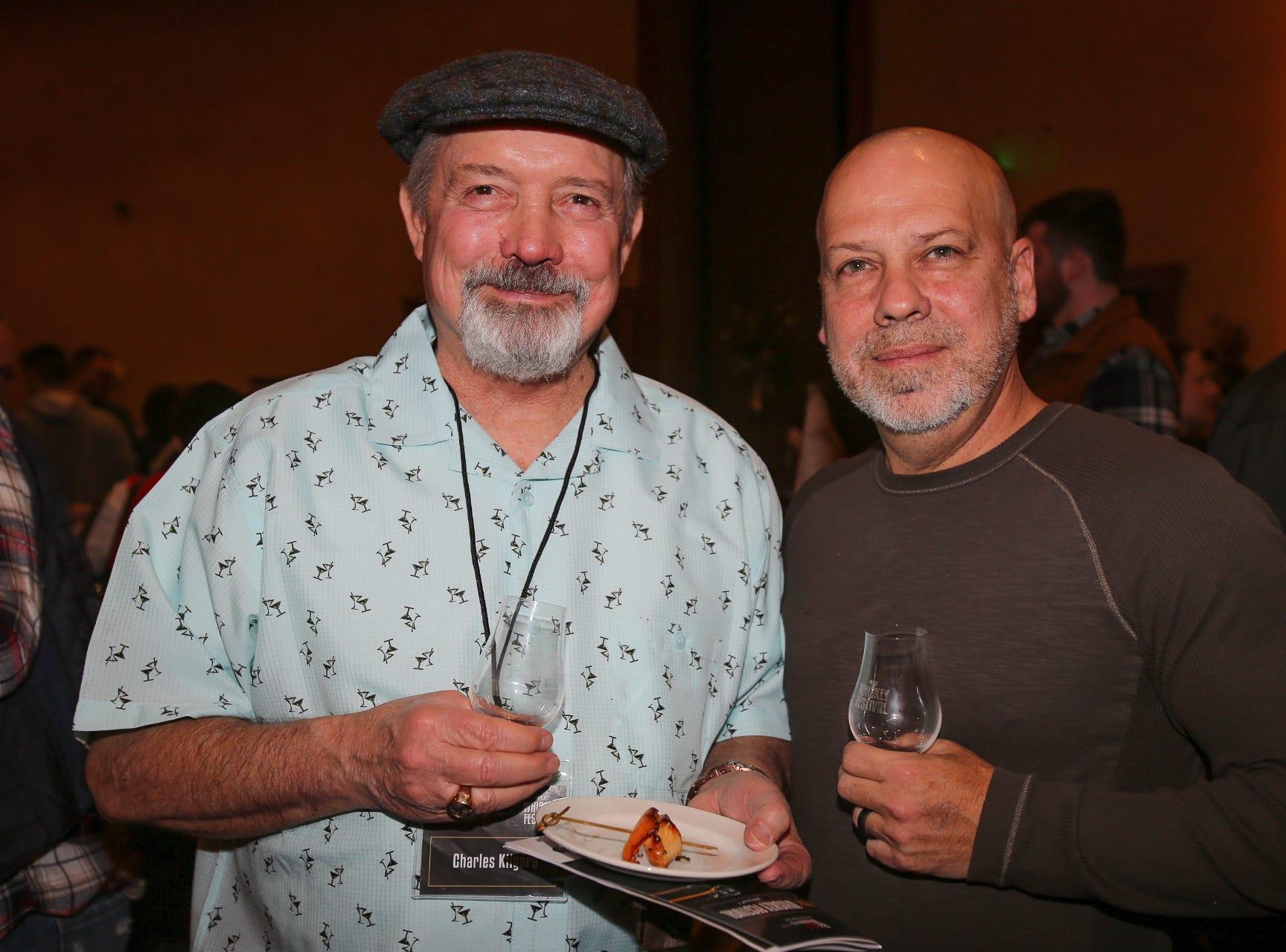 Charlie Kilgore and Steve Lerner