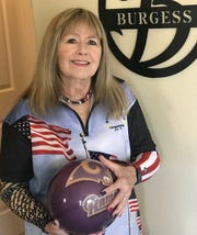 BA Burgess rolled her first 500 series in nearly four years last week in City High Rollers League action in Mesquite.