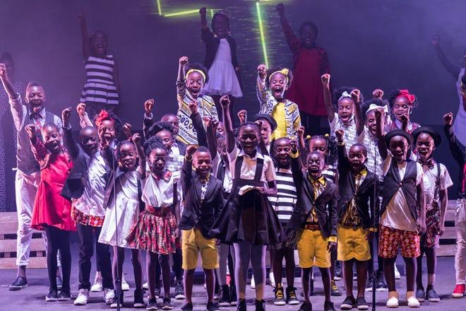 Watoto Children's Choir will perform at Trinity United Methodist Church on Feb. 6.