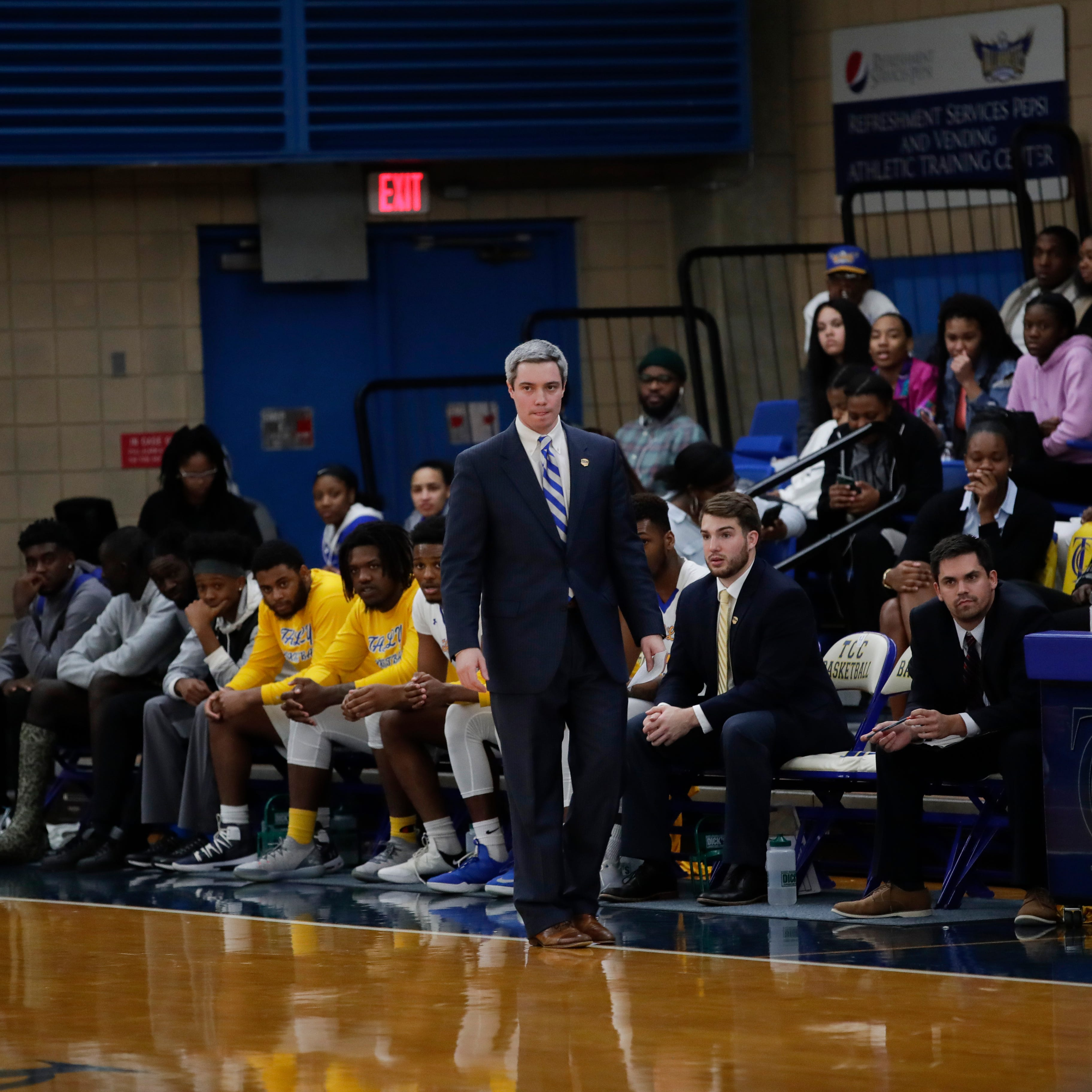 TCC hires Zach Settembre as men's basketball head coach
