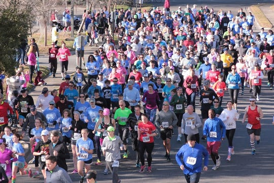 This year's Run for the Cookies will be Feb. 9, starting at TCC.