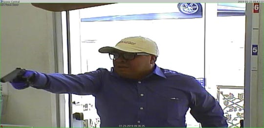 Last week, Fresno County sheriff's deputies responded to a bank robbery at Westamerica Bank, located at 5751 S. Elm Ave. in Easton.