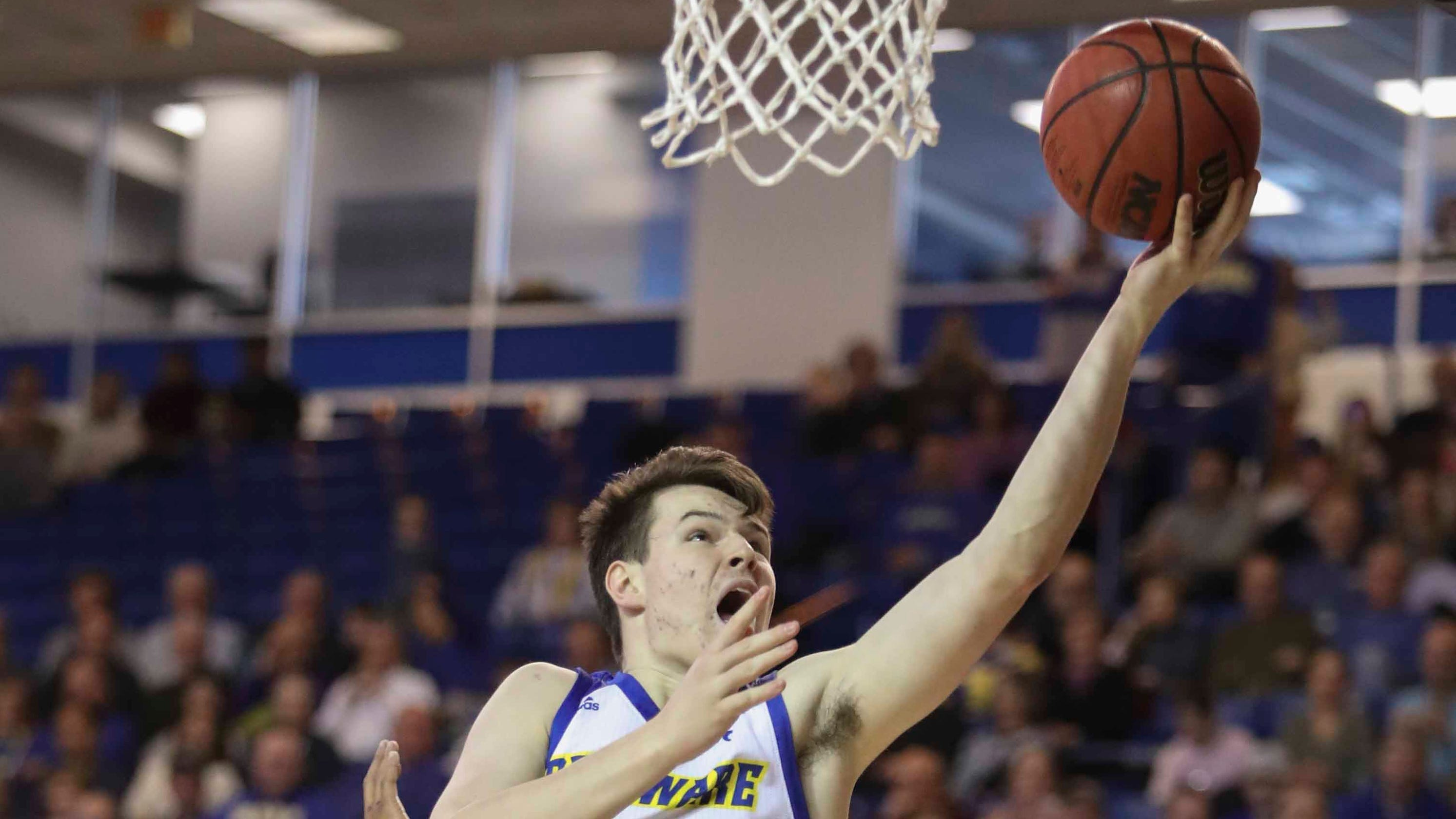 938a9775 University of Delaware basketball loses 1 player, adds another