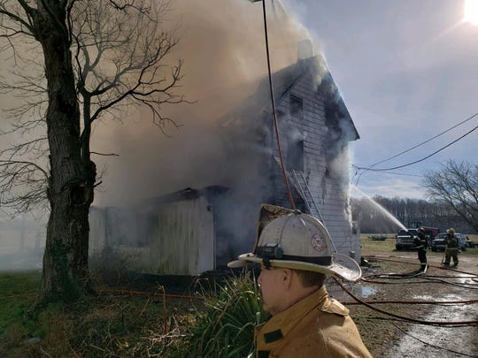 One person is dead after a house fire on Prime Hook Road, the State Fire Marshal's Office has confirmed.