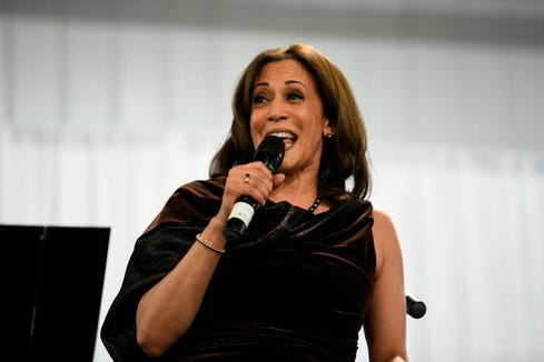 Willie Brown on Kamala Harris: 'We dated,' I 'influenced her