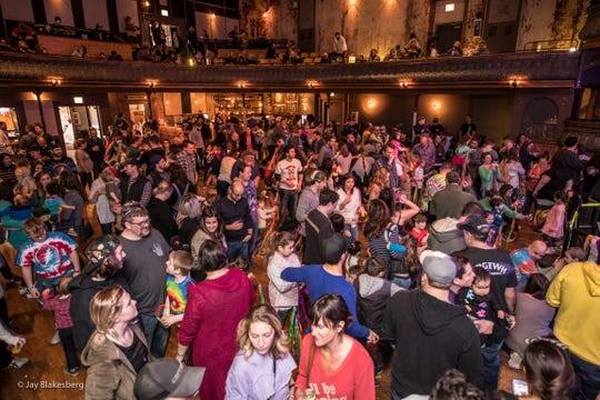 The Rock and Roll Playhouse brings a kid-friendly show of Grateful Dead music to the Stone Pony in Asbury Park on Feb. 10.