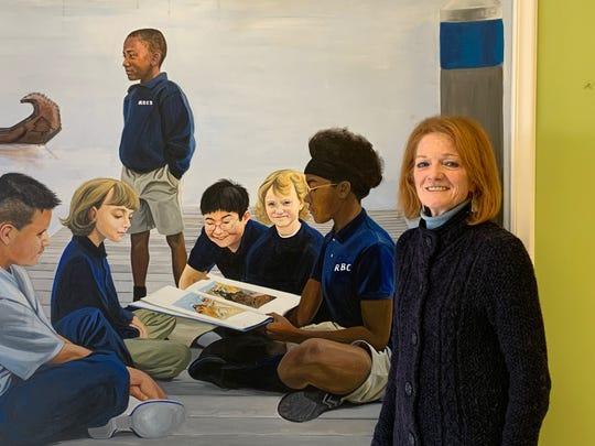 Meredith Pennotti, principal and superintendent of the Red Bank Charter School, announced she will retire after 20 years.