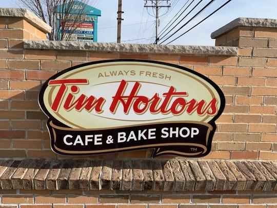 Tim Hortons has closed in Hazlet.