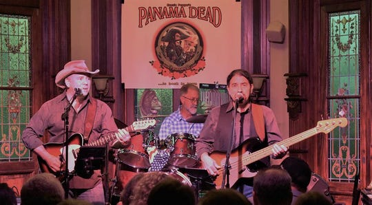 New Riders of the Purple Sage bassist Ronnie Penque brings Panama Dead to Langosta Lounge in Asbury Park on Feb. 9.