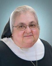 Sister Joanna Monticello, 69, of Endicott, died Sunday.