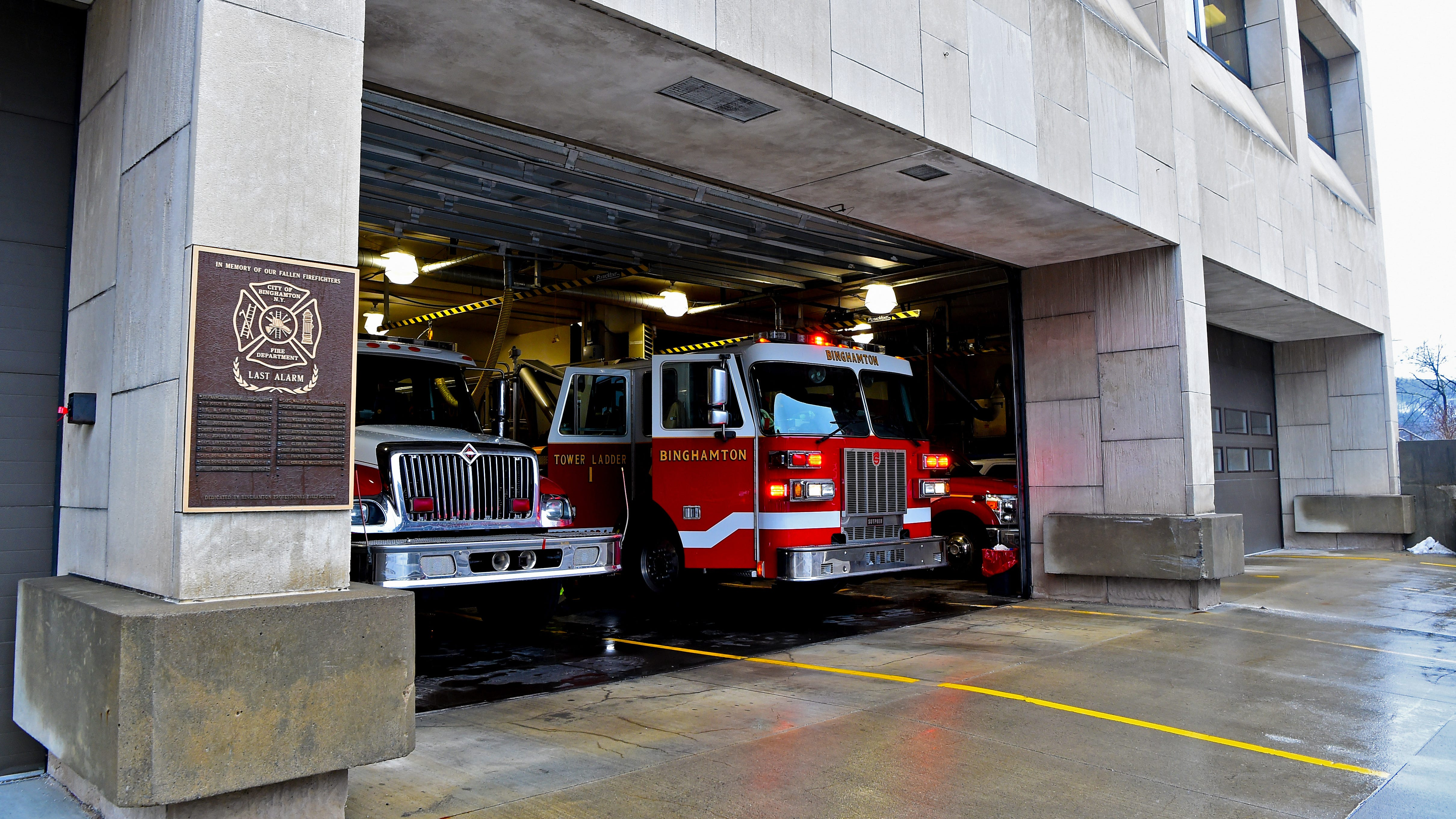 Money vs. safety: Why Binghamton could go from 5 fire stations to 4