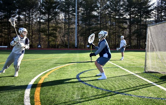 Montreat men's lacrosse tunes up for its regular-season opener at home on Feb. 6 against Brevard.
