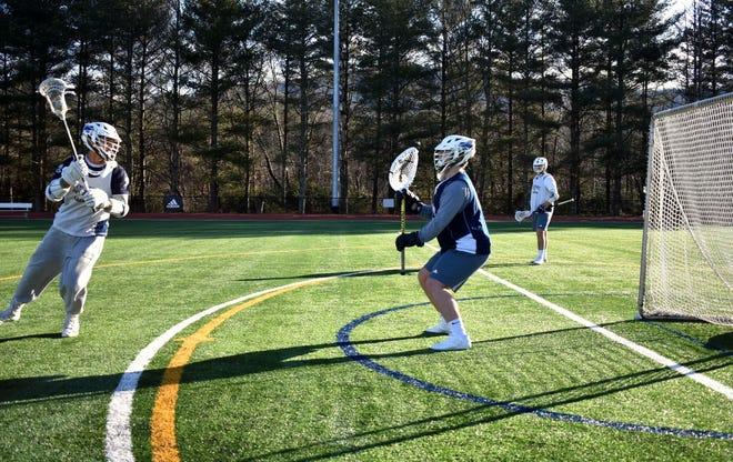 Montreat men's lacrosse tunes up for its regular-season opener at home on Feb. 6 against Brevard.