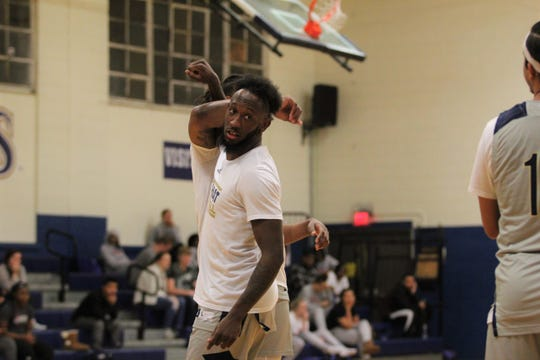 Montreat College senior Alonzo Mobley scored a season-high 22 points against Tennessee Wesleyan on Jan. 16 to help get the Cavs back on track after they dropped two of three.