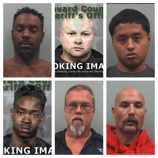 Six men were arrested Friday after they solicited an undercover officer disguised as a prostitute.